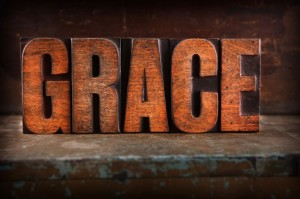 THE GRACE OF JESUS CHRIST