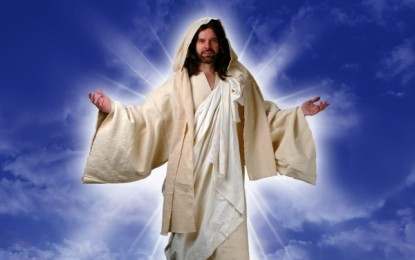 JESUS IS LORD! OR, IS HE?