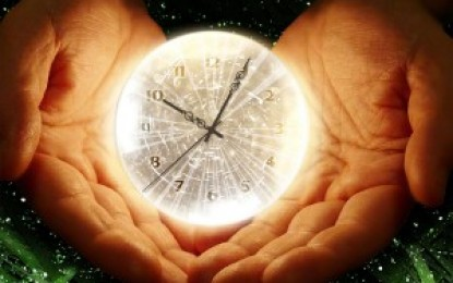 YOUR TIMES ARE IN GOD'S HANDS