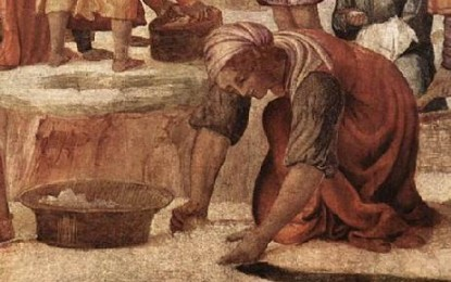 WHY THE MANNA STOPPED