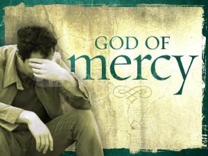 CAN MAN LIVE WITHOUT MERCY?