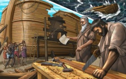 NOAH'S IMPOSSIBLE ASSIGNMENT