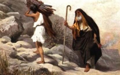 THE REWARD OF SACRIFICING