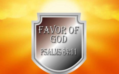 SECURING THE FAVOR OF GOD