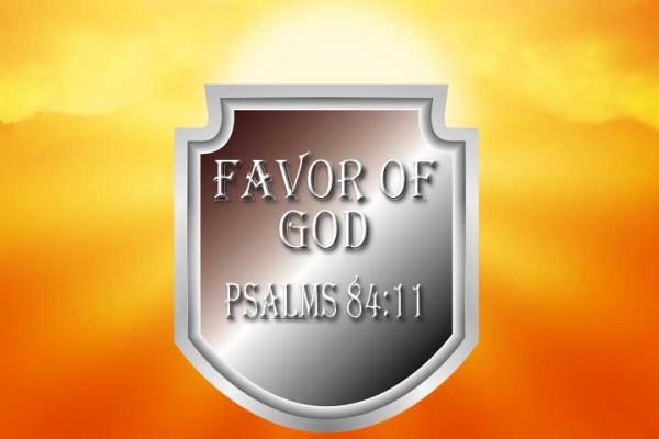 SECURING THE FAVOR OF GOD