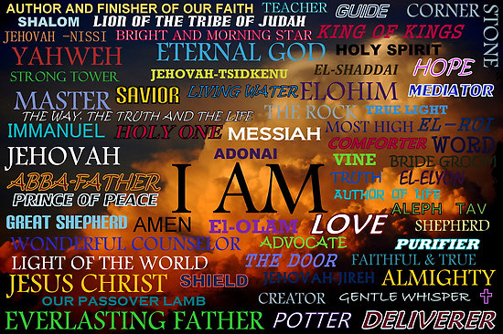 GOD'S NAME REVEALS YOUR ASSIGNMENT