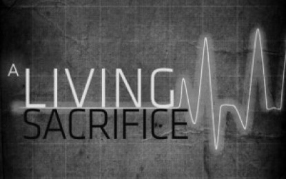 SACRIFICIAL LIVING