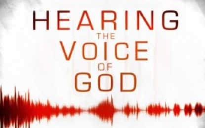 THE VOICE OF GOD TODAY
