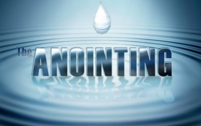 DISTINGUISHED BY THE ANOINTING