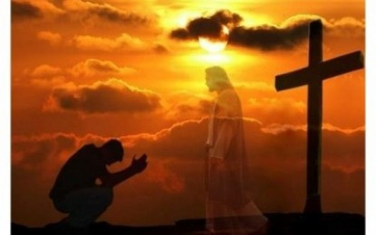 WHAT HAPPENS WHEN CHRIST ARRIVES!