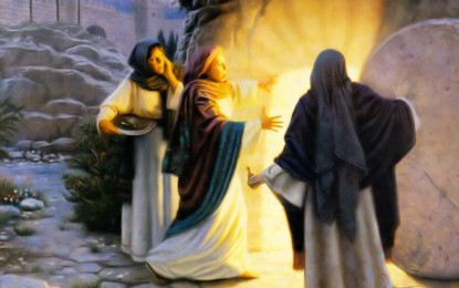 THE IMPORTANCE OF THE RESURRECTION