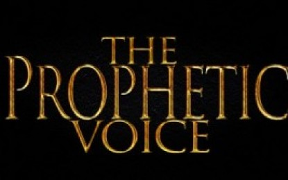 THE PROPHETIC VOICE