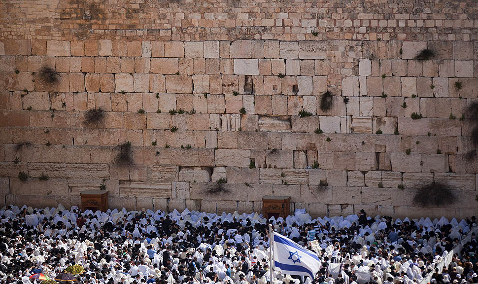 Pictures in the News: Jerusalem, Israel