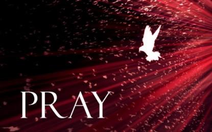 PRAYING UNDER THE SPIRIT'S INFLUENCE