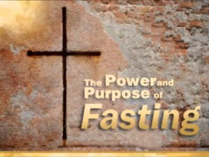 WHAT THE BIBLE SAYS ABOUT FASTING