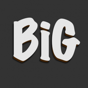 Image result for big word