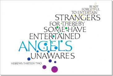 MEN AS ANGELS