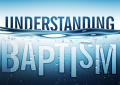 Water Baptism: A Post Conversion Experience