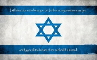 I WILL TURN TO ISRAEL AGAIN
