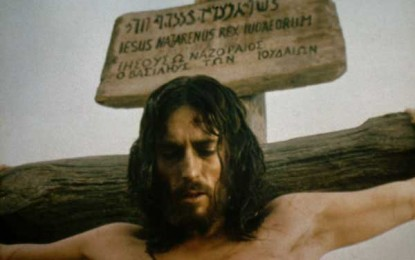 Arabs Claim Jesus was 'Palestinian'