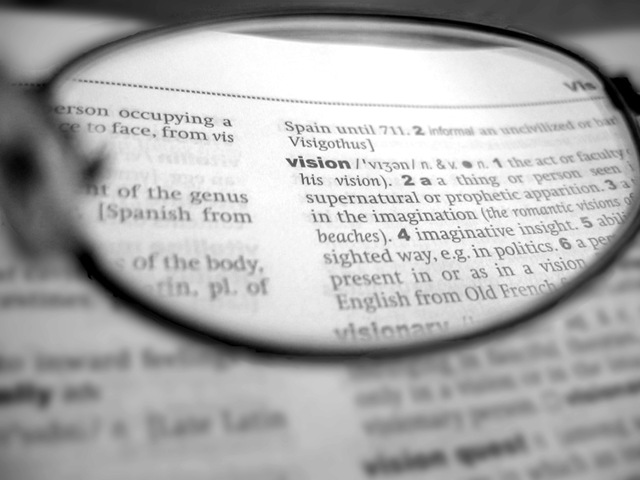 VISIONARIES FOR GOD