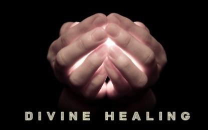 A STUDY OF DIVINE HEALING