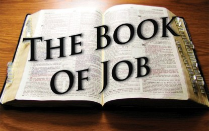 HEADLINES FROM THE BOOK OF JOB