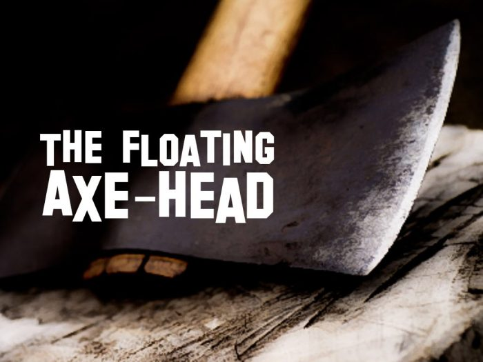 THE LOST AXE HEAD