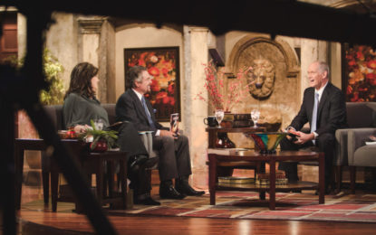 Daystar TV Interviews Robert D Pace