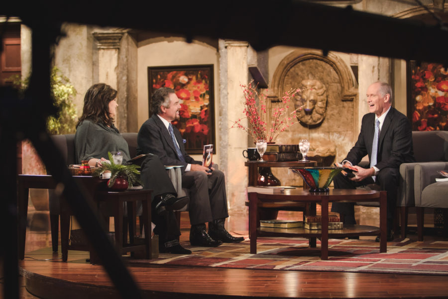 Daystar TV Interviews Robert D Pace