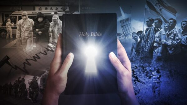 HOW THE BIBLE SHOWS THE WORLD ITS DAYS ARE NUMBERED