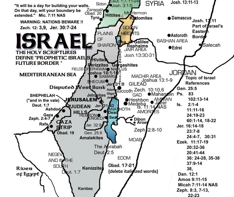 THE LAND OF ISRAEL: WHOSE PROPERTY IS IT?