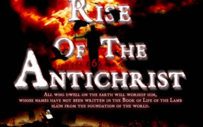 HOW THE ANTICHRIST WILL RISE TO POWER