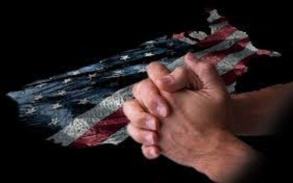 A Call to Corporate Prayer for USA Elections